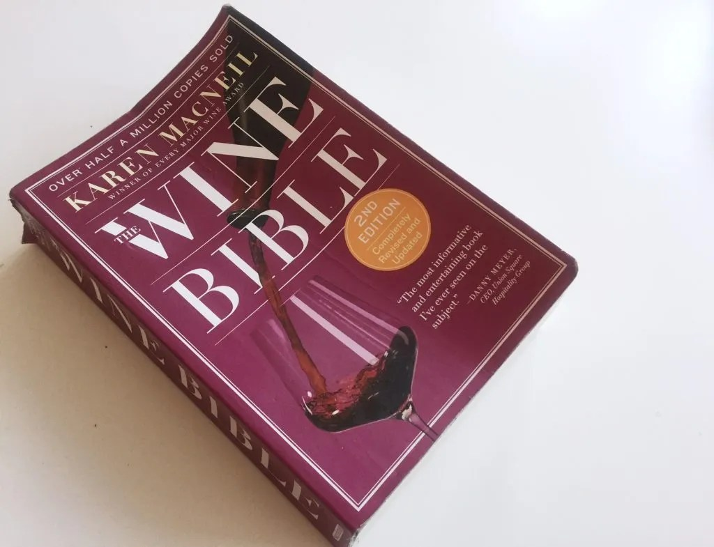 the-wine-bible-karen-macneil-wine books