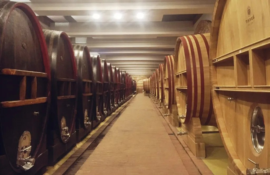tikves cellar macedonian wine