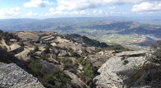 Vouni Panayia View Cyprus