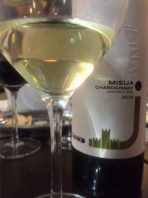 Podrum Janko Misija Chardonnay Serbian Wine