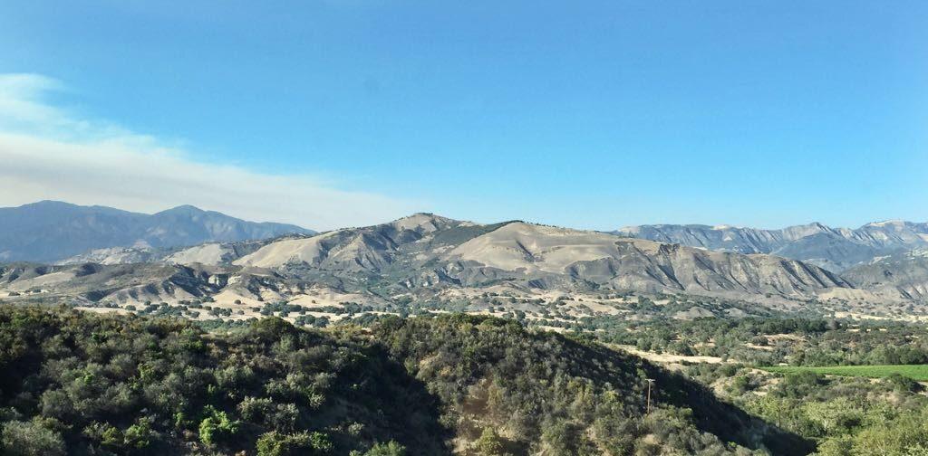 Near Los Olivos Wine Trip