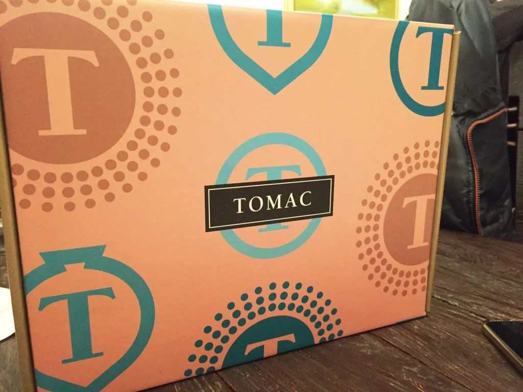 tomac winery packaging