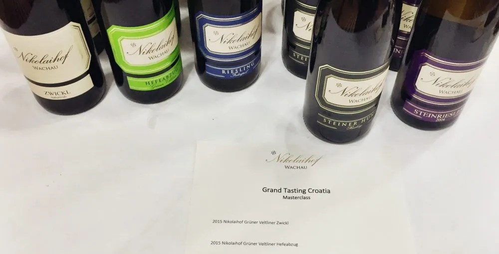 Vinart Grand Tasting Workshop
