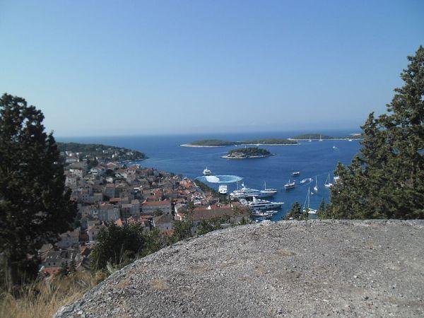 city of hvar croatia