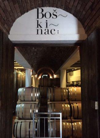 Boskinac Wines Hotel Winery and Restaurant