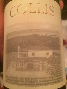 Collis Cuvee Croatia Istrian Wine