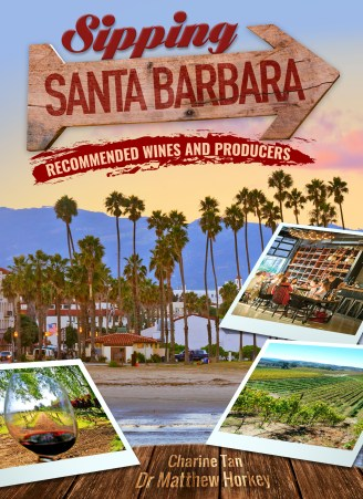 Sipping Santa Barbara - Recommended Wines and Producers - Book Cover
