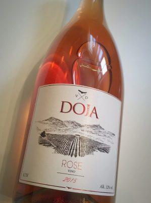 Vinarija Doja Prokupac Rose Serbian Wine 2015