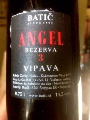 Batic Angel Rezerva 3