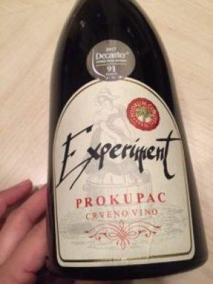Cokot Prokupac Experiment