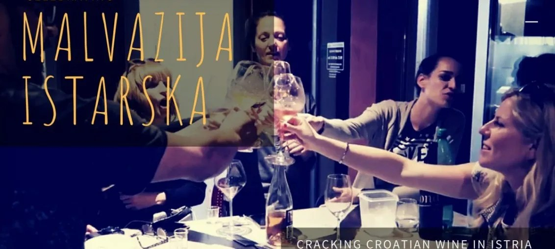 cracking croatian wine malvazija istarska