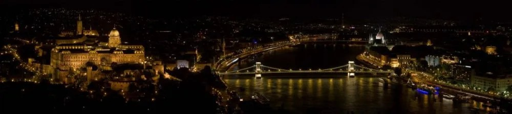 Budapest Night View City Guide