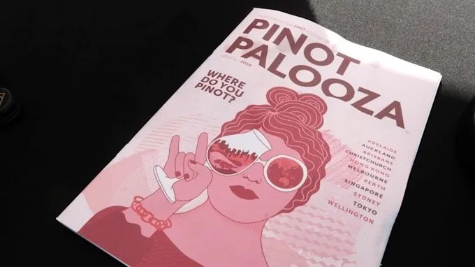 Pinot Palooza- Pinot Noirs from Australia and New Zealand