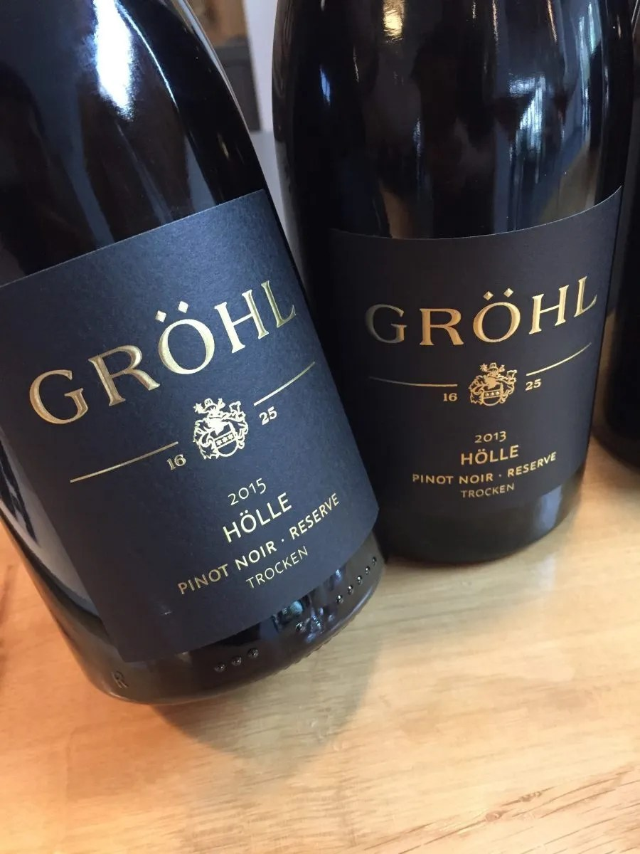 Grohl Holle Pinot Noir Reserve