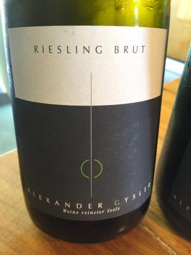 Alexander Gysler Riesling Brut