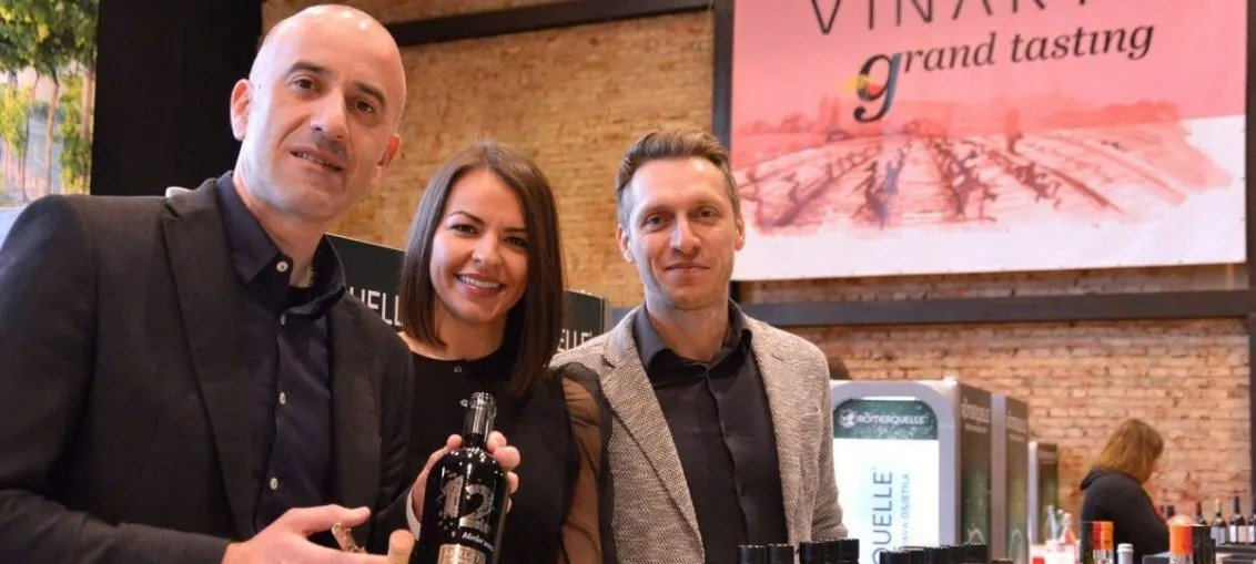 Vinart Grand Tasting Croatian Wine