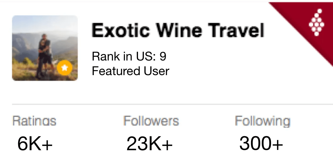 vivino top user