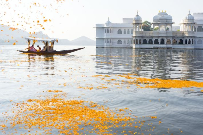 The Lake Palace - Udaipur | Amaze View