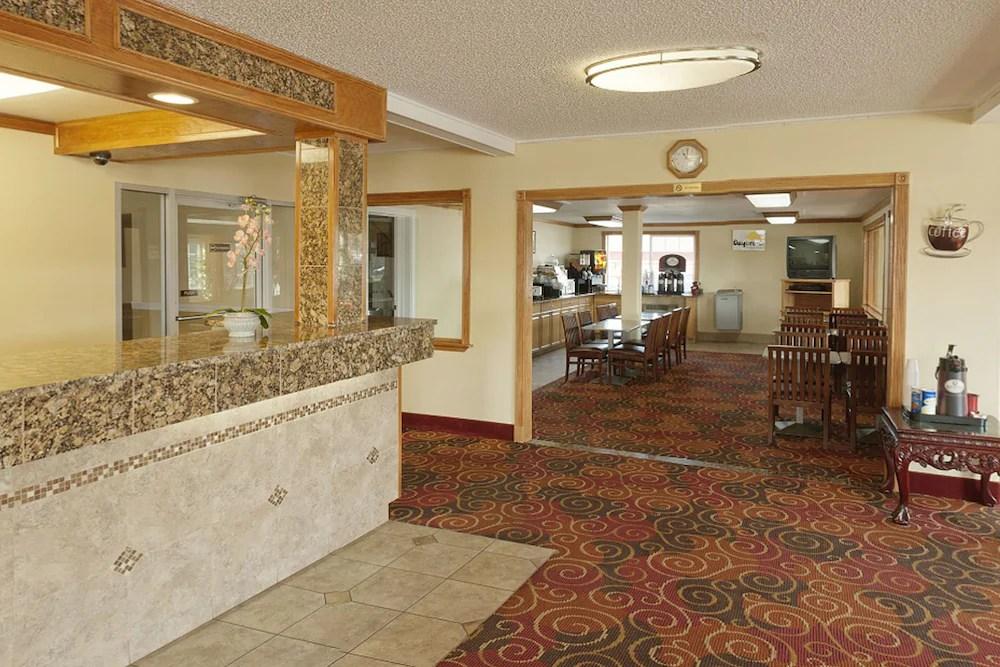 Book Days Inn By Wyndham Yakima In Yakima Hotels Com
