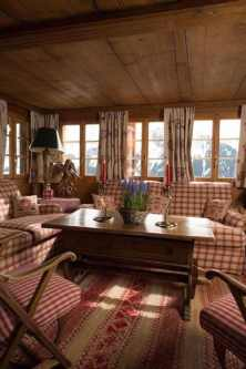 ski in ski out fully catered chalet in