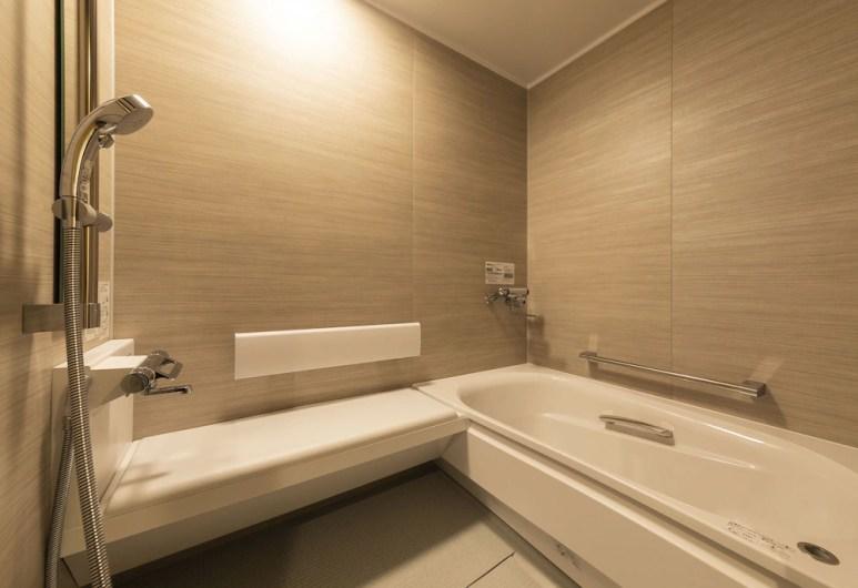 東急ステイ飛騨高山 結の湯 バリアフリー対応ファミリーツインのバスルーム