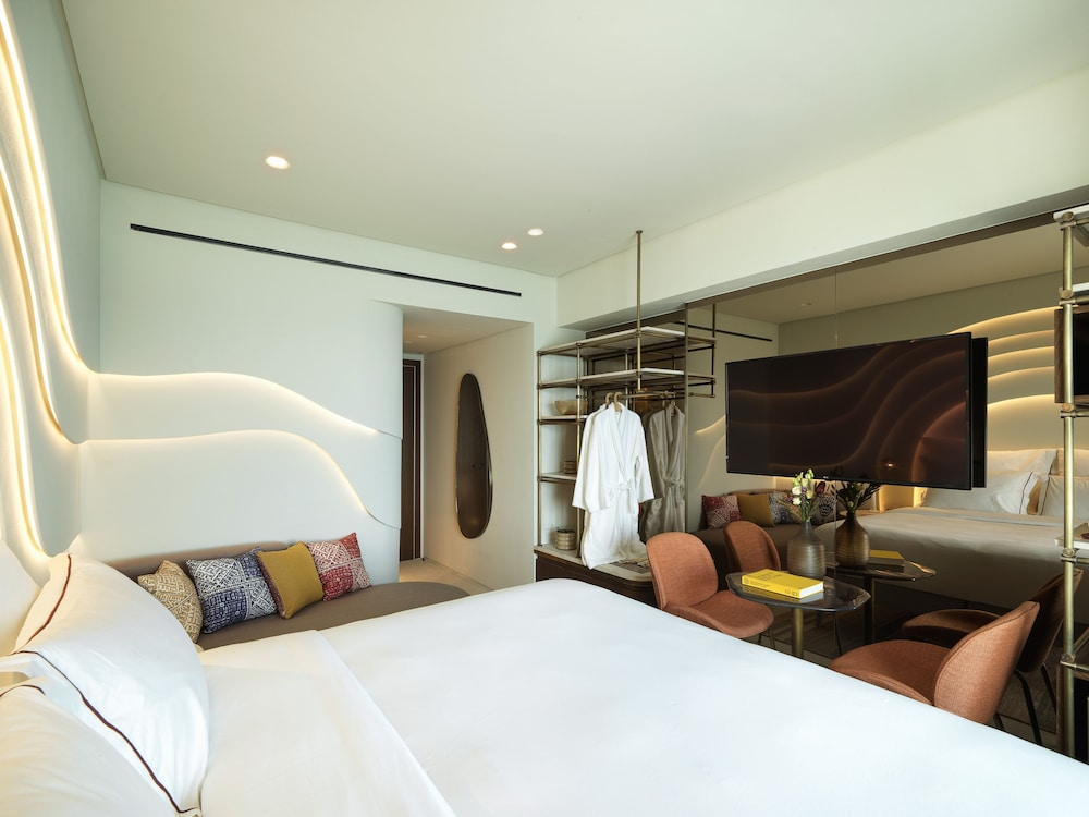 Brown Beach Corinthia a member of Brown Hotels, Loutraki-Agioi Theodoroi, Deluxe Sea View with balcony, Guest Room