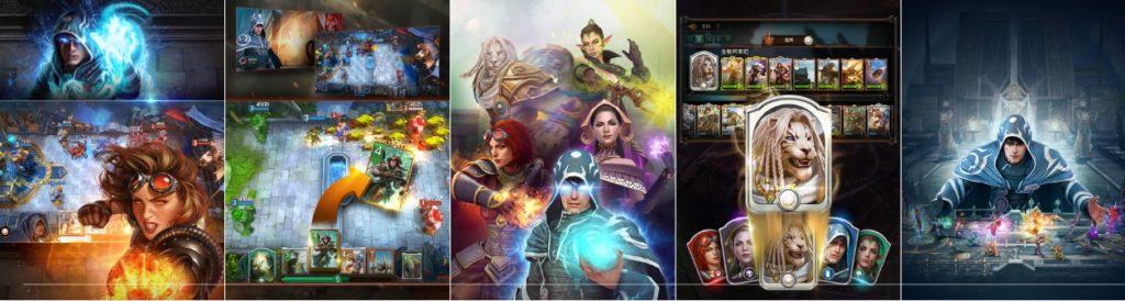 大 IP《魔法風雲會》進軍手遊市場-《Magic:ManaStrike》活靈活現的鵬洛客們展開大戰 - EXP.GG