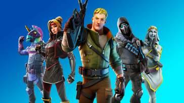 Fortnite Epic Games, game battle royale