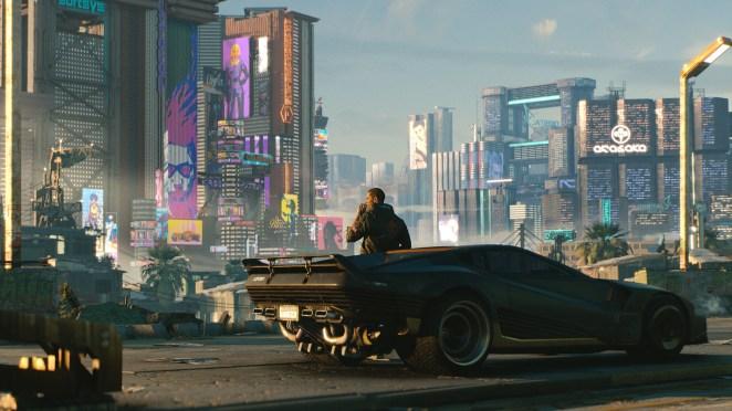 Cyberpunk 2077, salah satu game mengecewakan pada 2020.