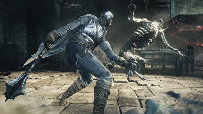 Dark Souls, game yang bikin emosi