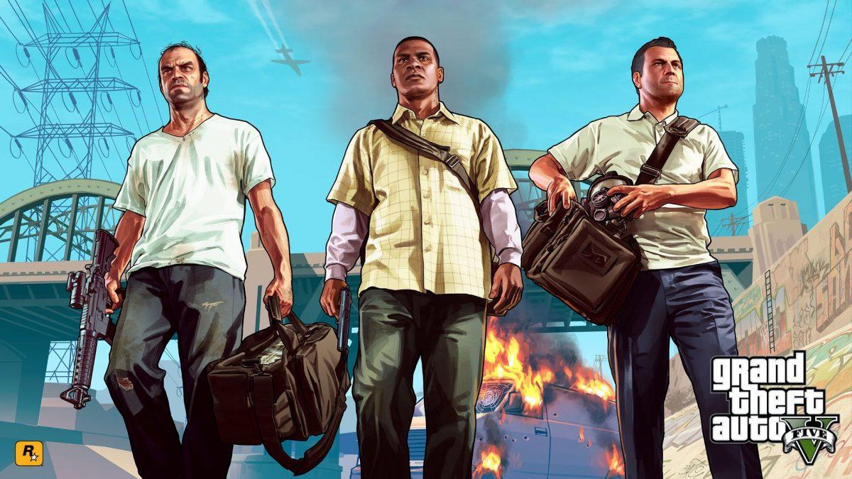 Daftar Karakter GTA 5
