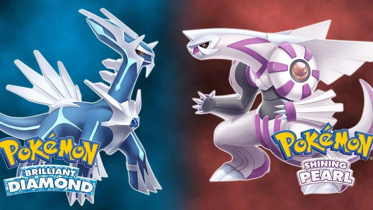 pokemon diamond and pearl remake