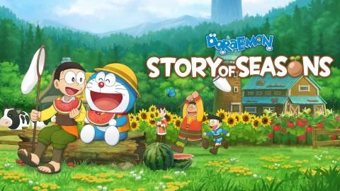 Harvest Moon Doraemon Story of Seasons