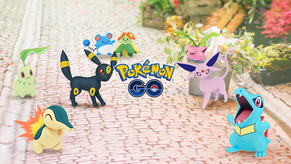Daftar nama shiny pokemon go
