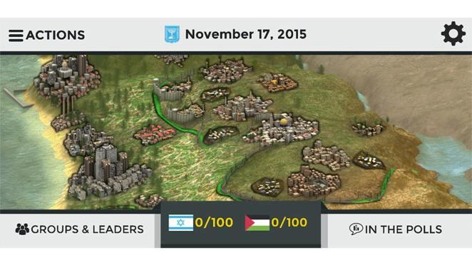 peacemaker, salah satu game bertema perdamaian.