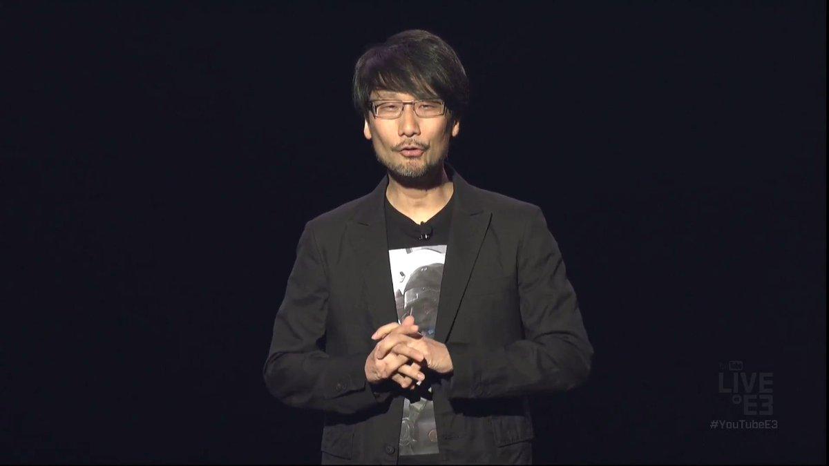 Hideo Kojima, E3