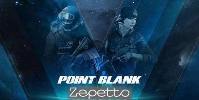 Cara Daftar akun Point Blank Zepetto