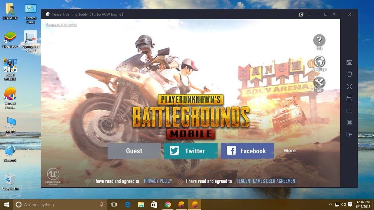 Tencent Emulator