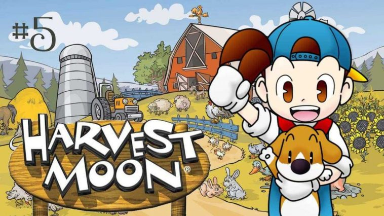 cheat harvest moon back to nature pc