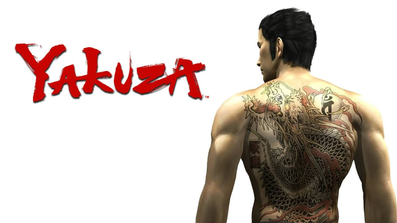 Image result for yakuza game