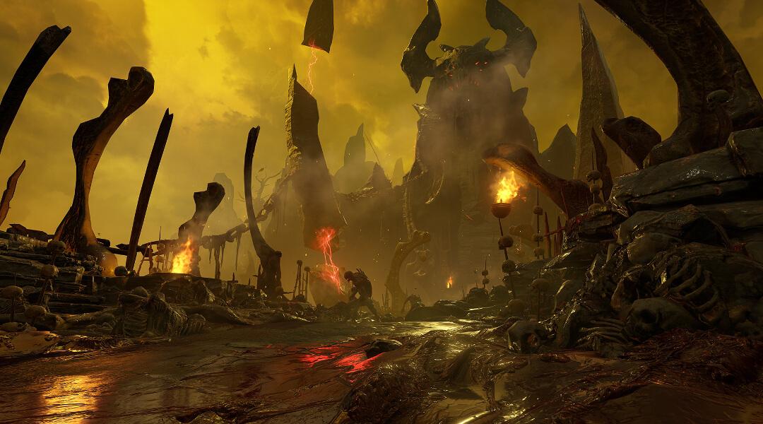 doom gamestop preorder bonuses