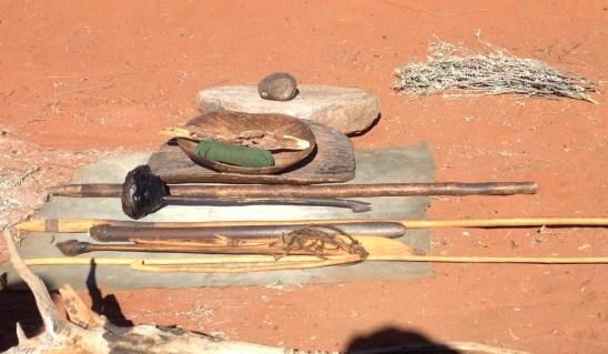 Anangu tools
