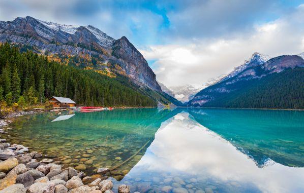 Esplendores del oeste canadiense