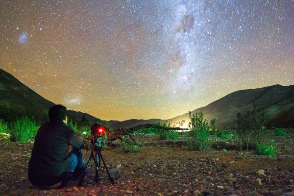 Experiencia astronómica en La Serena