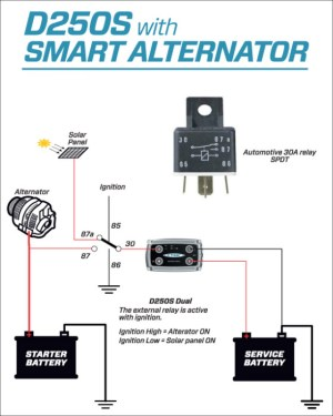 Electrical  Dual Battery with Ctek 250S | Expandas Downunder