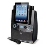 Karaoke Machine iPad Dock