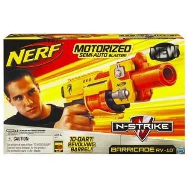 Nerf Dart Blaster