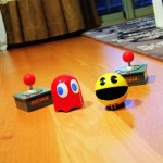 Remote Controlled Pac-Man and Ghost Racers