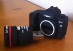 4GB Canon Camera USB Flash Drive