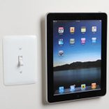 PadTab Table Wall Mounting System
